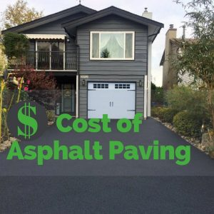 Cost of Asphalt Paving in Austin Texas