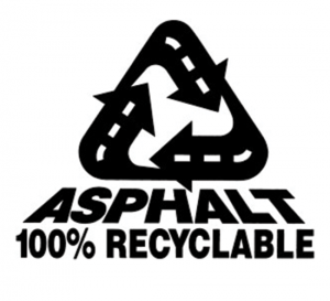 asphalt paving recyclying
